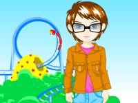 Themepark Boy