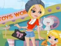 Tracy In Toy World