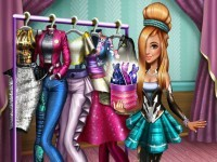 Tris Superstar Dolly Dress Up